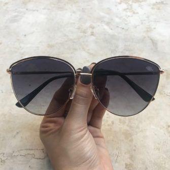 Óculos de Sol Isabela Preto