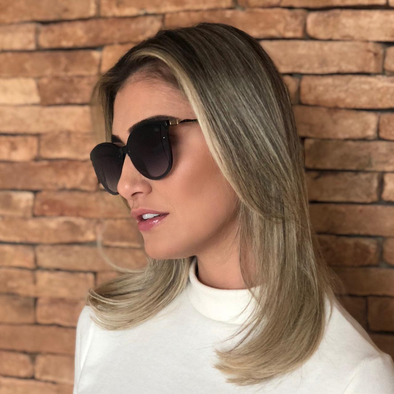 b29fbd4d45454 Esse produto já se encontra em sua lista de desejos! Veja sua lista de  desejos! Óculos de Sol Dondoca