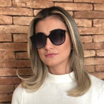 3cc5670d9279e Óculos de Sol Amanda Preto – Dondoca Moda Feminina