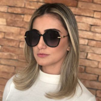 e61cf318719bd Óculos de Sol Julia Preto – Dondoca Moda Feminina