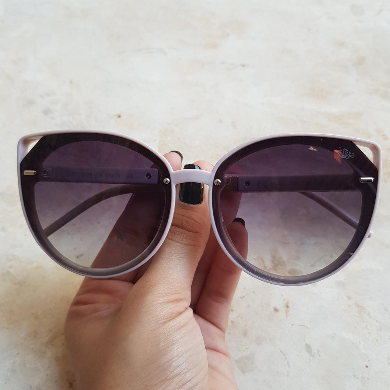 662138ad053a1 Óculos de Sol Luiza Nude – Dondoca Moda Feminina